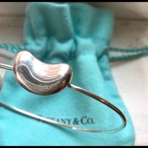 🎉HP🎉Rare Vintage Peretti Tiffany Bean Bracelet